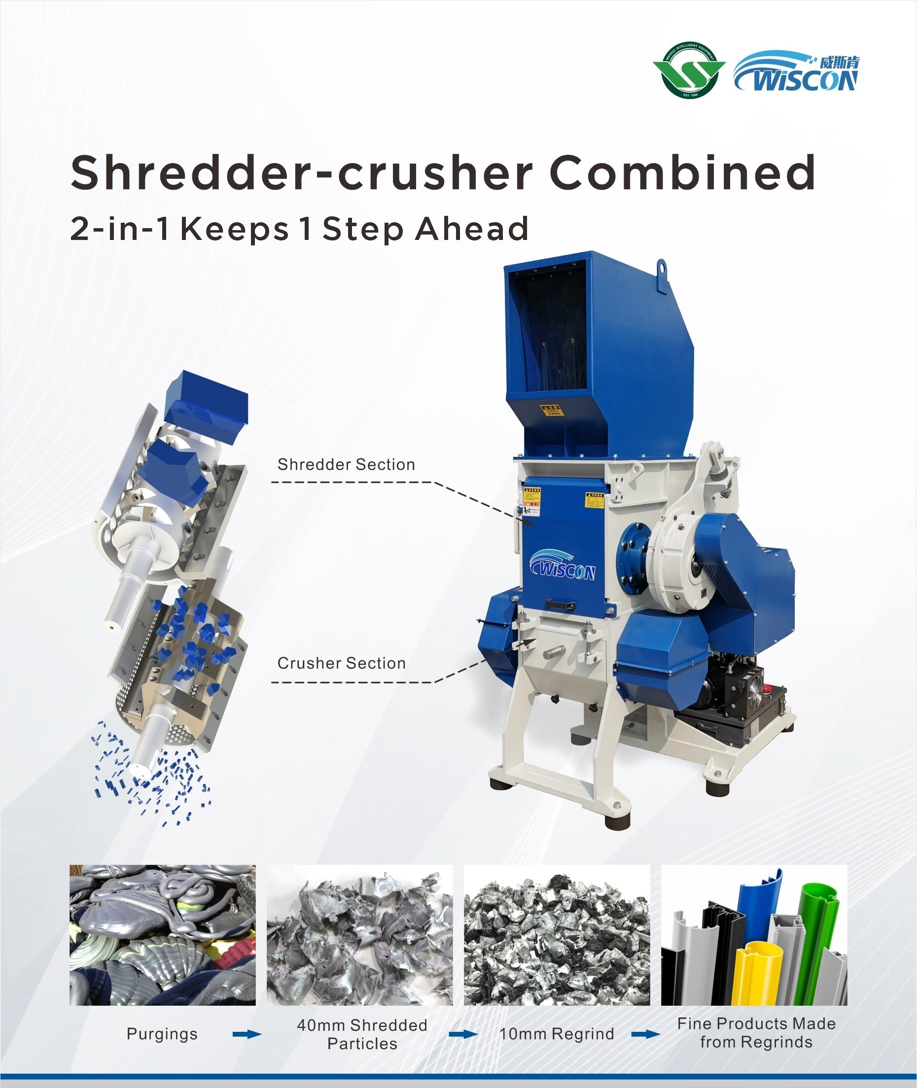 cable shredder