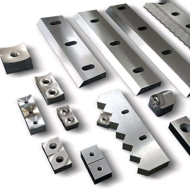 plastic crusher blades