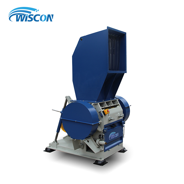 Plastic Crusher Side