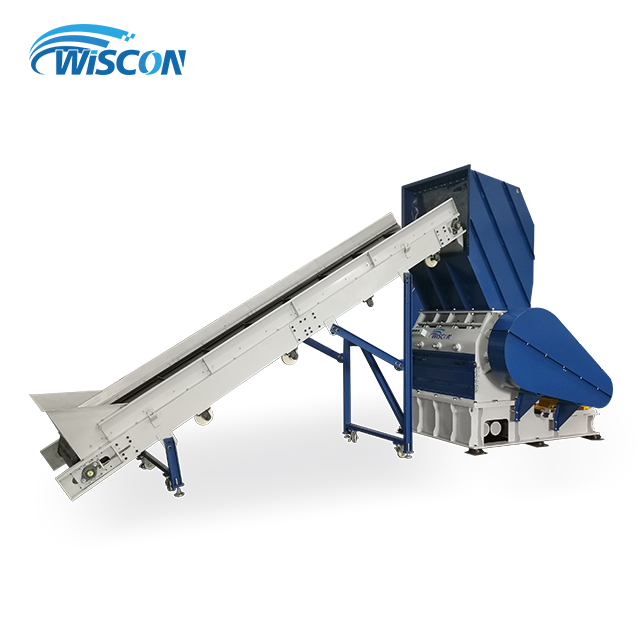 Granulator & conveyor
