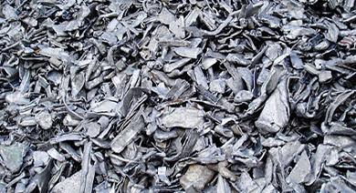 Scrap Metal Recycling Line