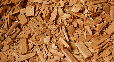 Waste Wood Recycling System