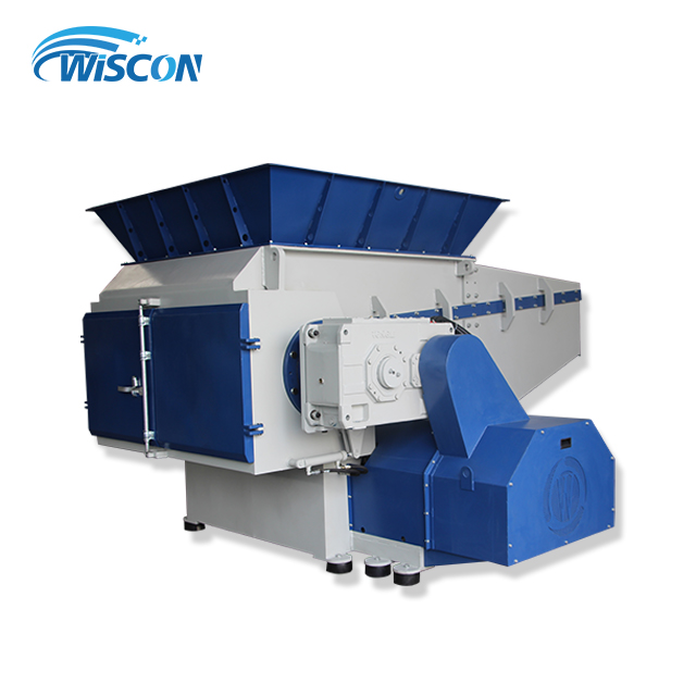 Industrial Shredder Side