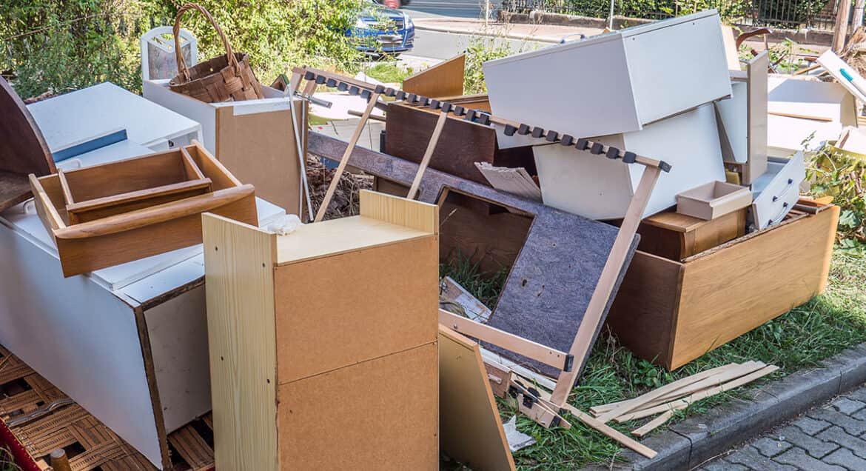 Bulky Waste Shredding System