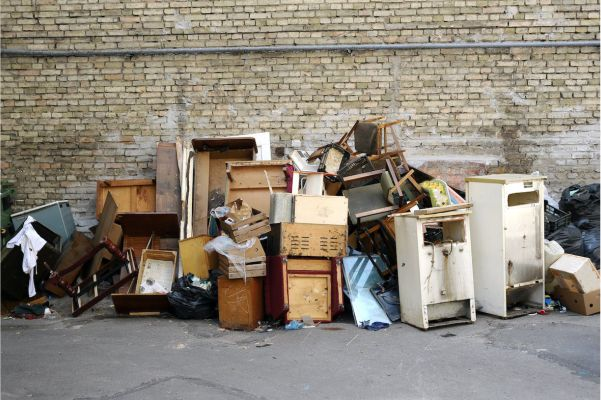Furniture Recycling (Bulky Waste Shredding)