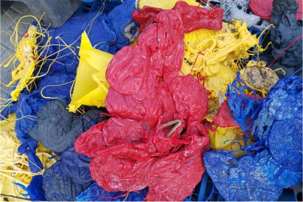 Scrap Plastic Recycling