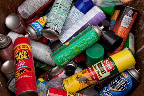 Hazardous Waste Recycling