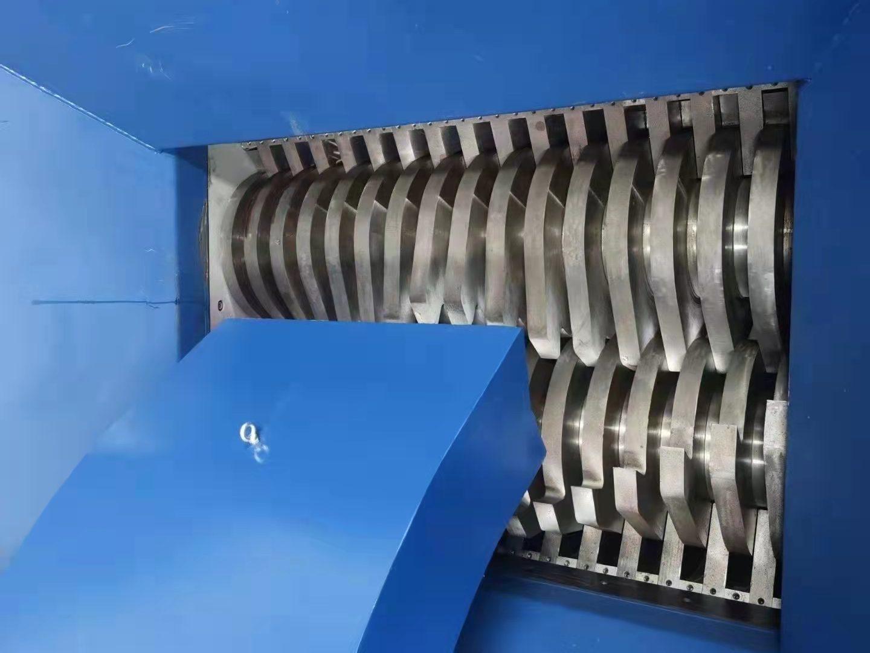 shredding machine