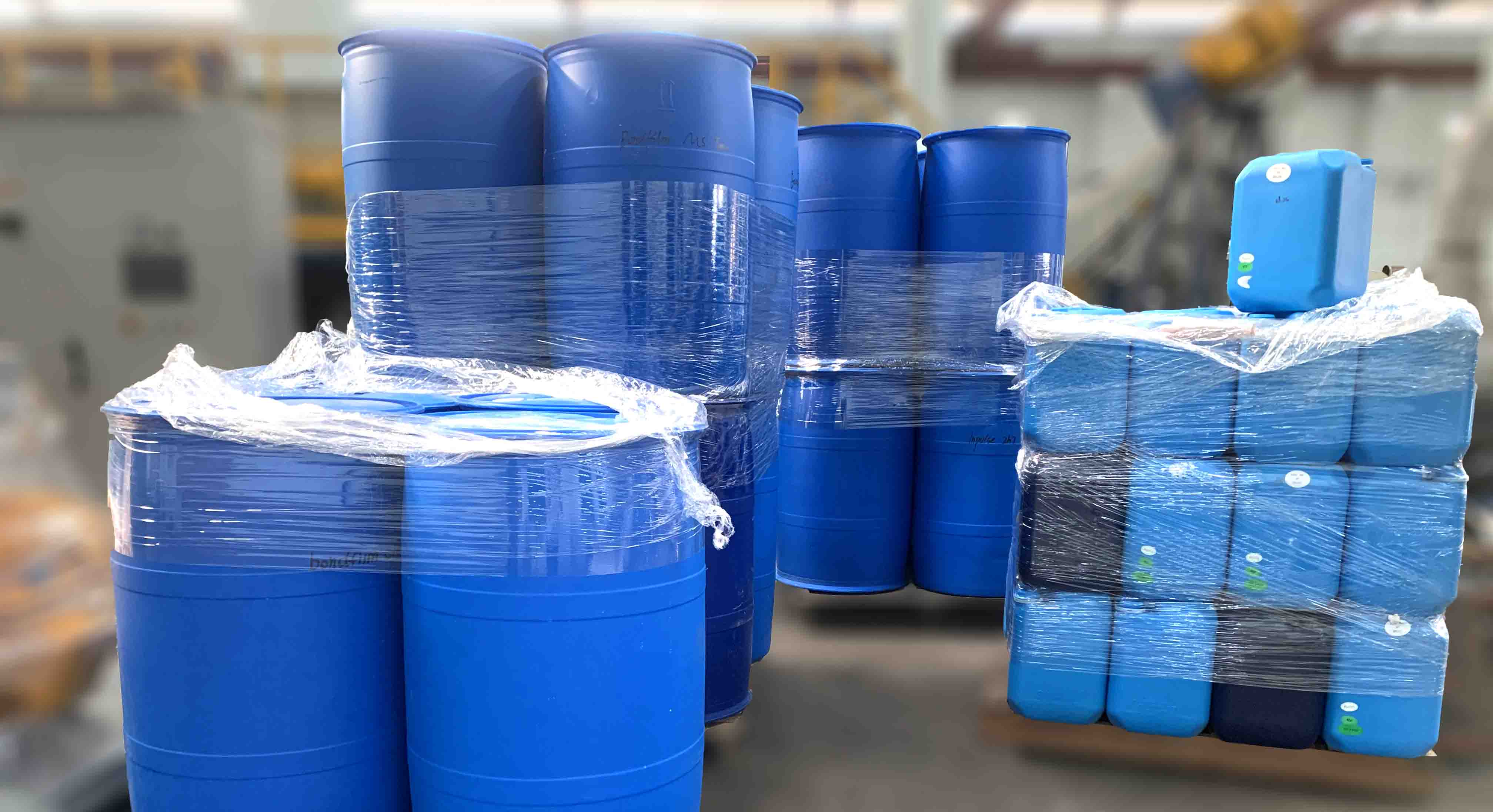 Plastic Drum & IBC Tote Recycling System
